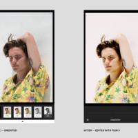 Ya puedes editar fotografías en formato RAW con VSCO Cam