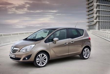 Nuevo Opel Meriva, información e imágenes oficiales
