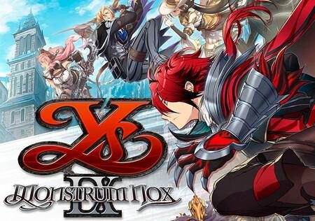 Impresiones con Ys IX: Monstrum Nox, el nuevo capítulo de Nihon Falcom que llega con dos años de retraso a occidente y en inglés