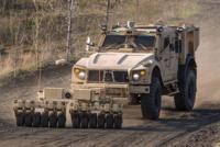 Este vehículo autónomo tiene una sola misión: salvar vidas en zonas con minas