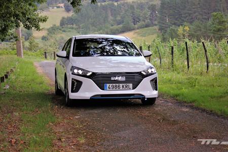 Hyundai Ioniq Phev 255