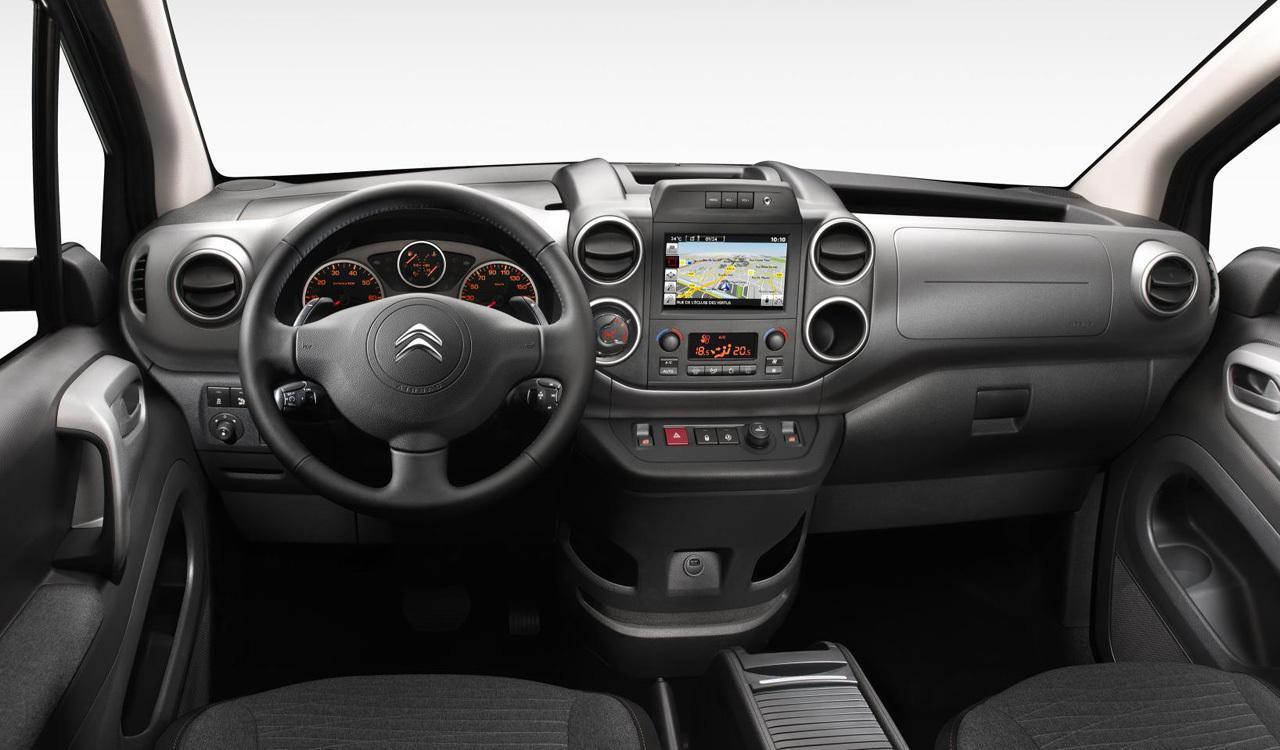 Foto de Citroën Berlingo 2015 (8/9)