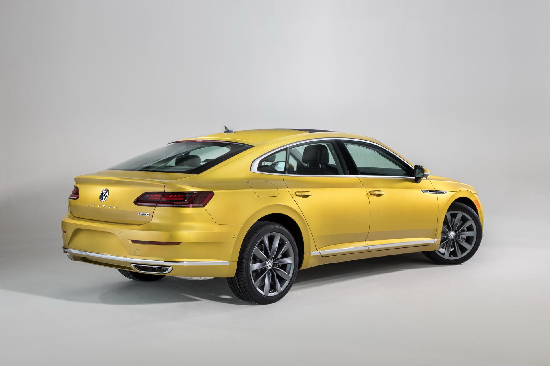 Foto de Volkswagen Arteon (EE. UU.) (4/14)