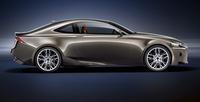 Lexus RC, posible aparición en el Salón de Tokio