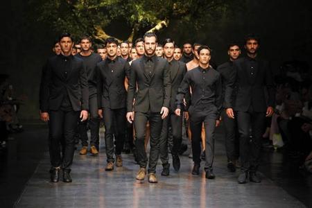 Lecciones de historia griega y romana en la Primavera-Verano 2014 de Dolce&Gabbana
