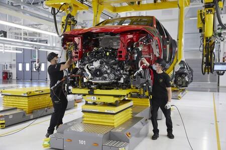 Lamborghini Fabrica