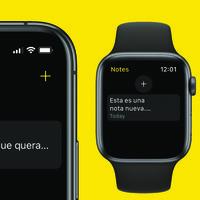 La app Watch Notes, con la que podemos tomar notas con nuestro Apple Watch está gratuita en el App Store