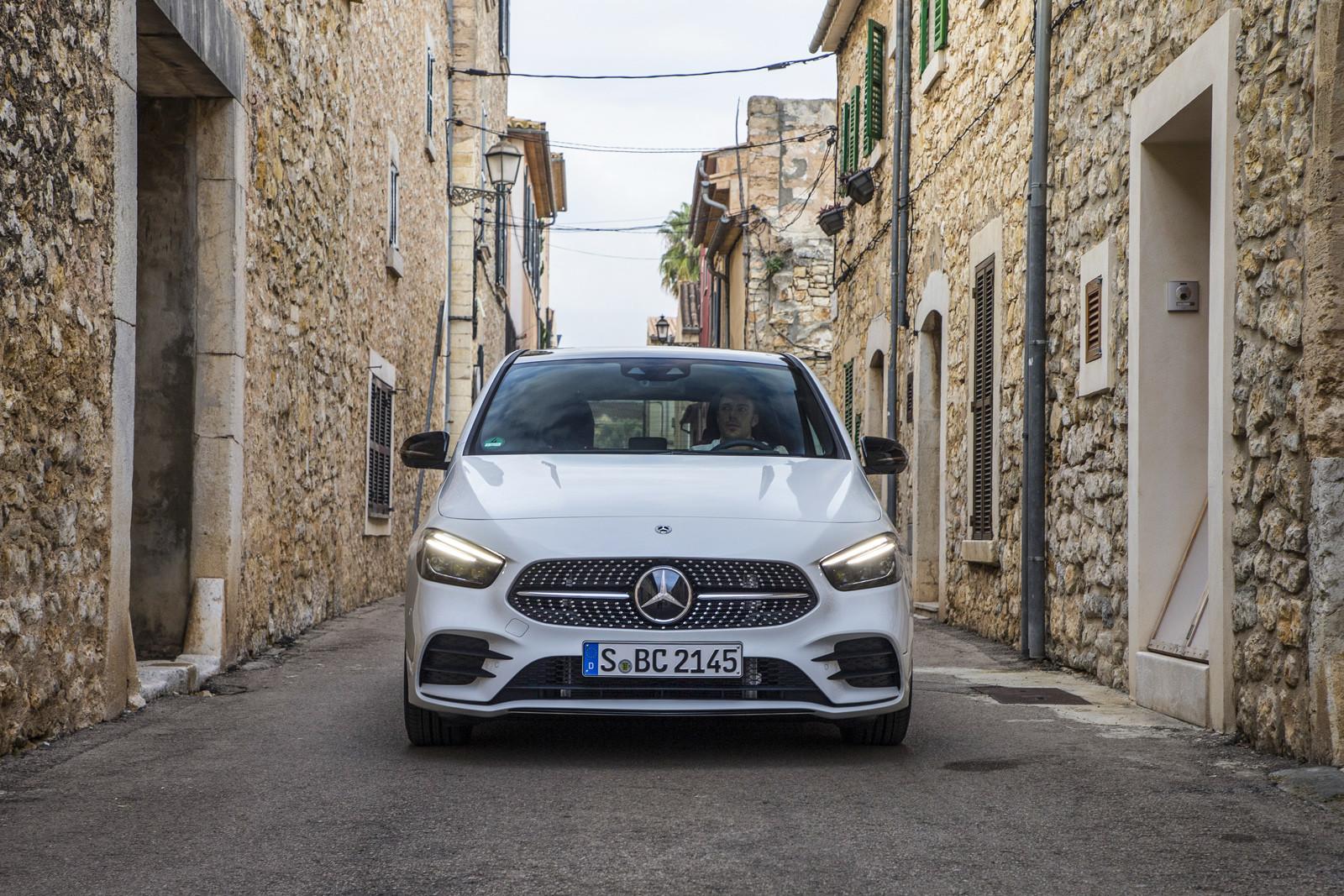 Foto de Mercedes-Benz Clase B 2019 (102/157)