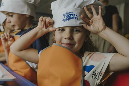 ¿Les gusta a los niños ir de crucero? Por lo que nos cuentan estos cuatro parece que sí