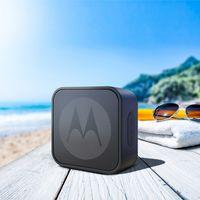 Motorola presenta el altavoz portátil Sonic Boost 220: sin cables y compatible con Alexa, Siri y Google Assistant
