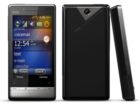 Actualización gratuita de Windows Mobile 6.5 para los HTC Touch Pro2, Touch Diamond2 y Snap
