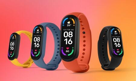 """Xiaomi lidera el mercado mundial de smartbands: sacar la Mi Band 6 """"antes de tiempo"""" fue una jugada maestra"""