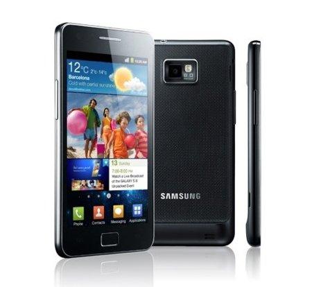 Samsung Galaxy S II portada