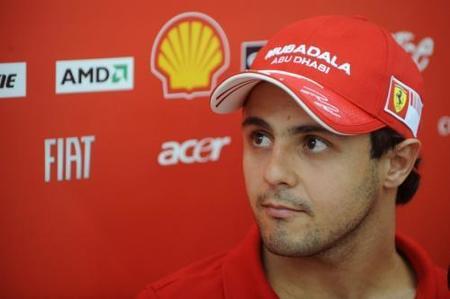 Mejora el estado de Felipe Massa