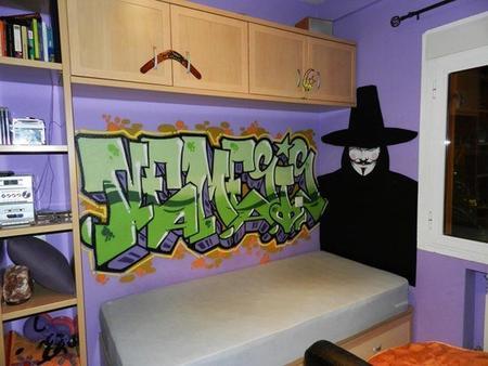 Mi Nombre En Graffiti Nemesis