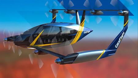 De taxis aéreos pasamos a ambulancias voladoras: este Vertiia de hasta 800 km de autonomía promete estar operativo en 2023