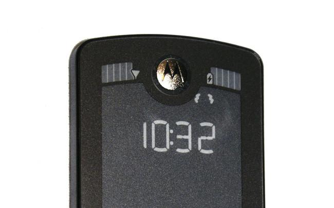Motorola Motofone F3 Detalle
