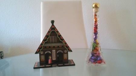 Dos souvenirs coloridos para probar la cámara del MI2S