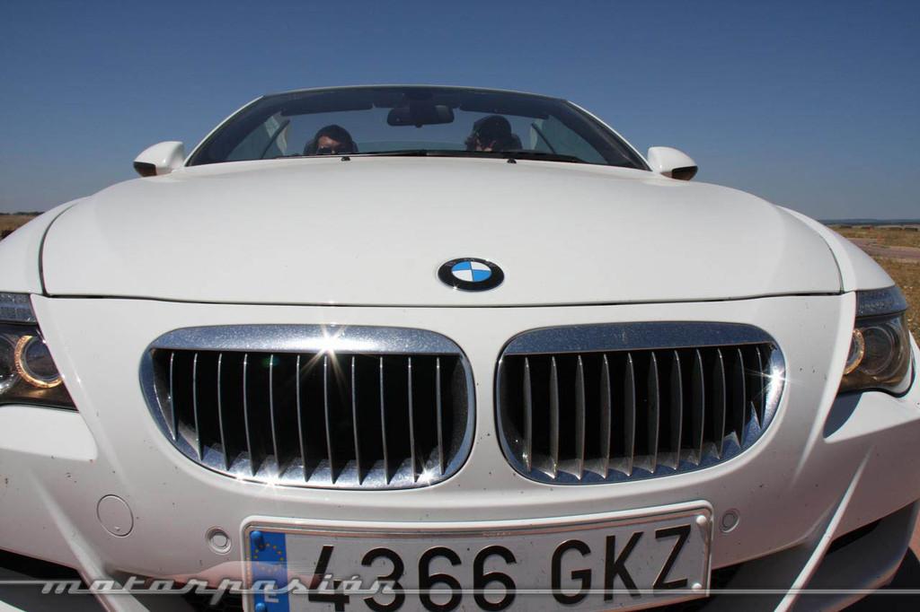Foto de BMW M6 Cabrio (prueba) (61/68)