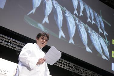 Madrid Fusión 2012, entre técnicas de cocina y cocina asiática