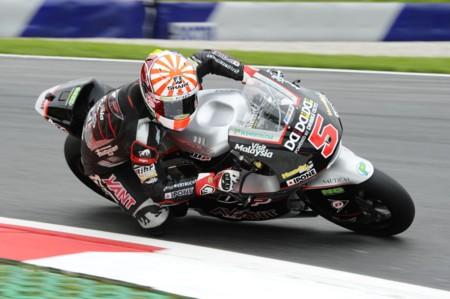 Johann Zarco Ajo Moto2 Austria 2016
