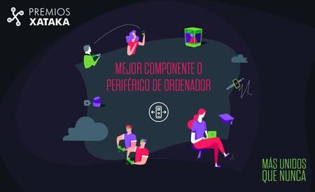Mejor componente o periférico de ordenador: vota en los Premios Xataka 2020