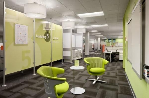 Foto de Espacios para trabajar: ¿cómo serán las nuevas oficinas de eBay? (1/5)