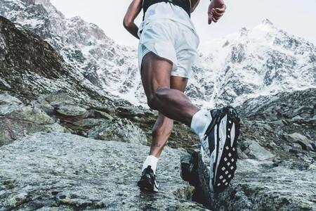 VECTIV de The North Face son las zapatillas especiales para runners gracias a su construcción de fibra de carbono