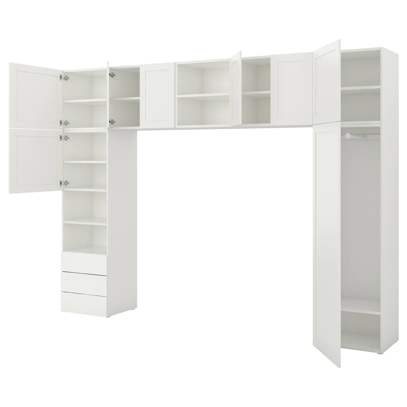 Platsa armario blanco
