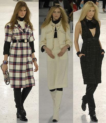 Chanel Otoño/Invierno 2007/08