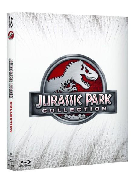 Colección Jurassic Park en Blu-ray por 13 euros