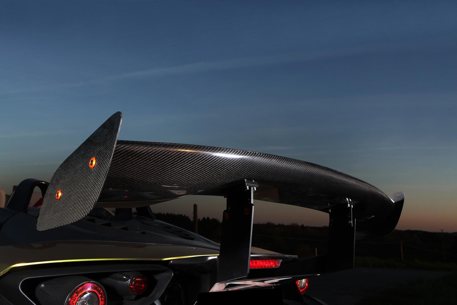 Foto de KTM X-Bow Dubai-Gold-Edition Wimmer (9/11)