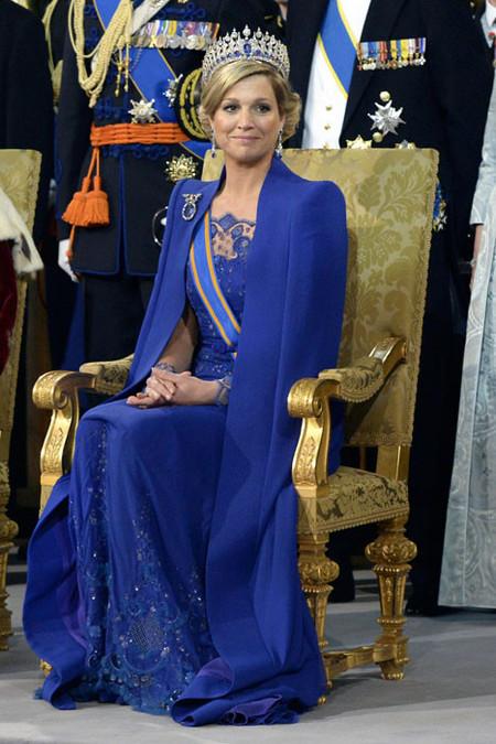 coronacion de holanda