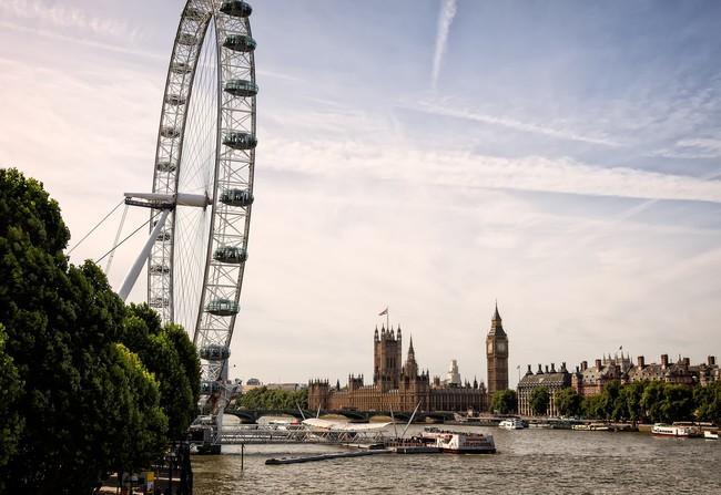 Londres Semana Santa