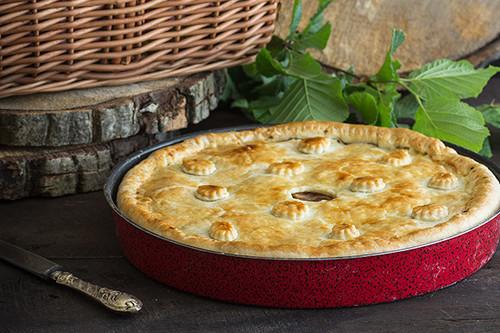 La tarta del Oso Yogui: receta para una tarde de picnic