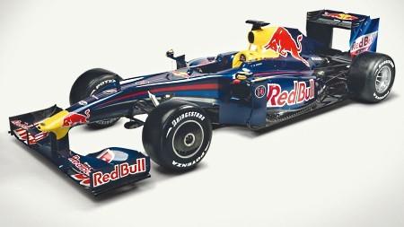 Desvelado el Red Bull Racing RB5 en Jerez