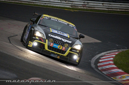 La increíble experiencia de las 24 Horas de Nürburgring