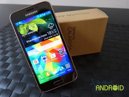 8bbdd4dd952 Samsung Galaxy S5 mini, análisis