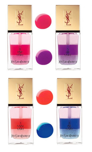 Tie and Dye Couture YSL
