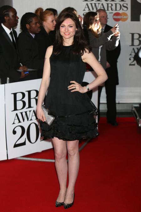 Sophie Ellis-Bextor Brit Awards 2014