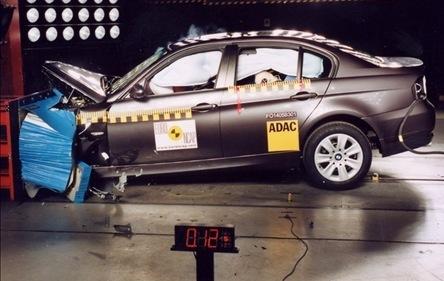 EuroNCAP BMW