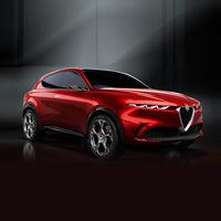 El Alfa Romeo Tonale Concept perfila el futuro SUV compacto híbrido enchufable de la marca