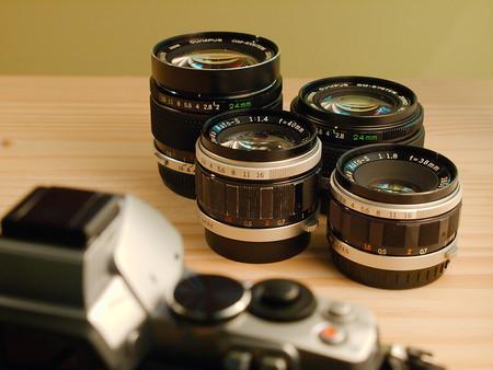 Las ventajas (e inconvenientes) de utilizar ópticas antiguas en las modernas cámaras digitales