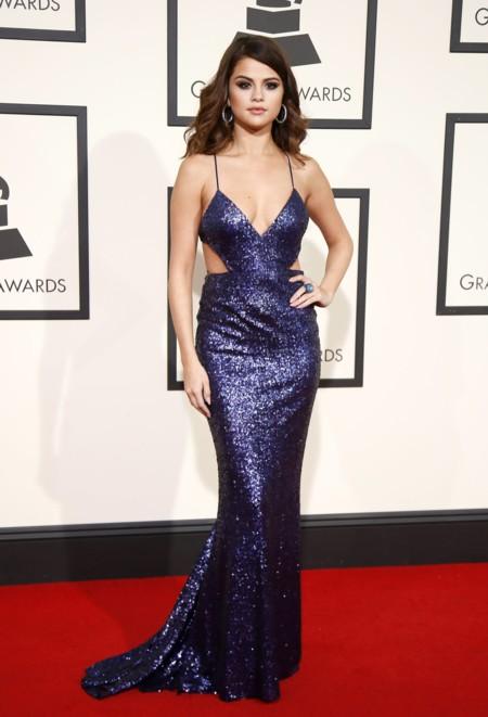 Selena Gomez Grammy 2016 2