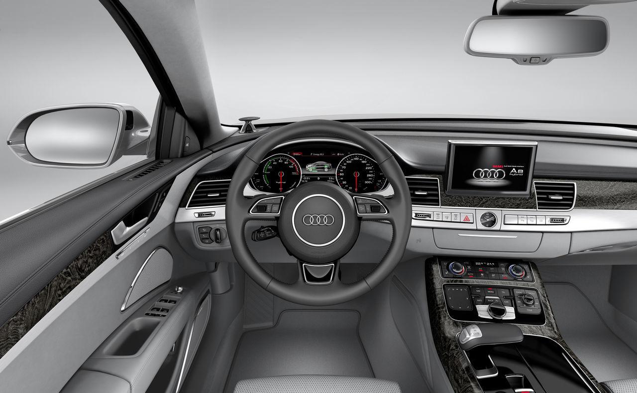 Foto de Audi A8 2013 (42/67)