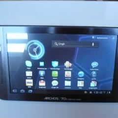 Foto 6 de 9 de la galería archos-70b-internet-tablet-1 en Xataka Android