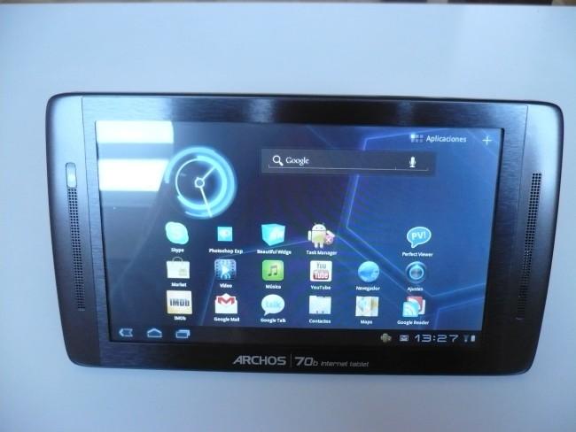 Foto de Archos 70b Internet Tablet (6/9)