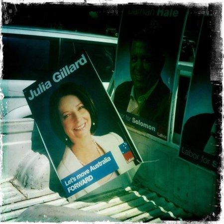 """La banda ancha pública y de """"pico y pala"""" lleva al poder a la perdedora de las elecciones australianas"""