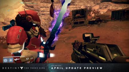 Destiny Actualizacion De Abril 14