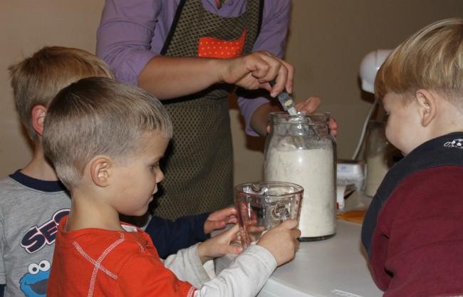 Enseñar a los niños a valorar los alimentos